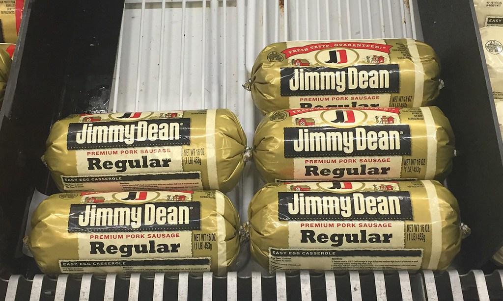 jimmy dean pork sausage roll