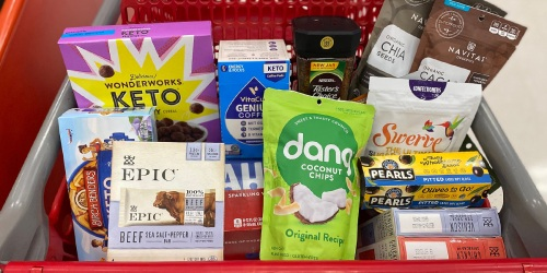 WOW! 50 Keto Grocery Deals to Score at Target This Week