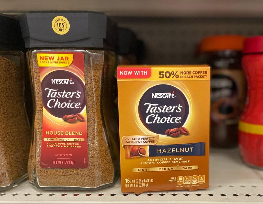 tasters choice espresso