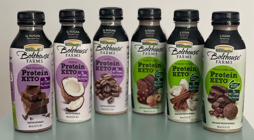 bolthouse farms keto protein drink