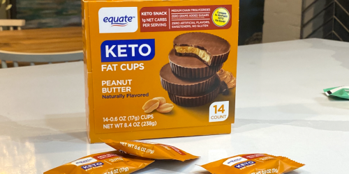 Walmart Sells Keto Peanut Butter Cups… And They're Cheaper Than Quest!