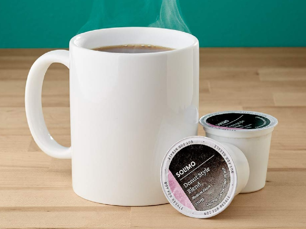 amazon solimo donut style k cup
