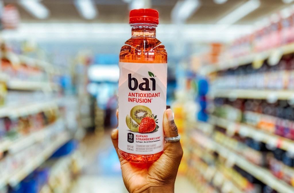 bai kiwi strawberry drink