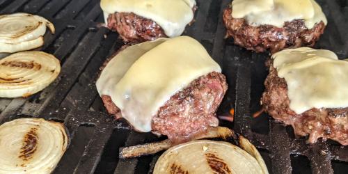 The Famous Gordon Ramsay Burger… Keto-fied!