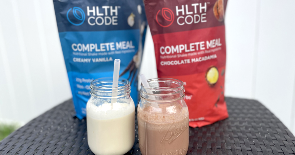HLTH complete meal keto shakes