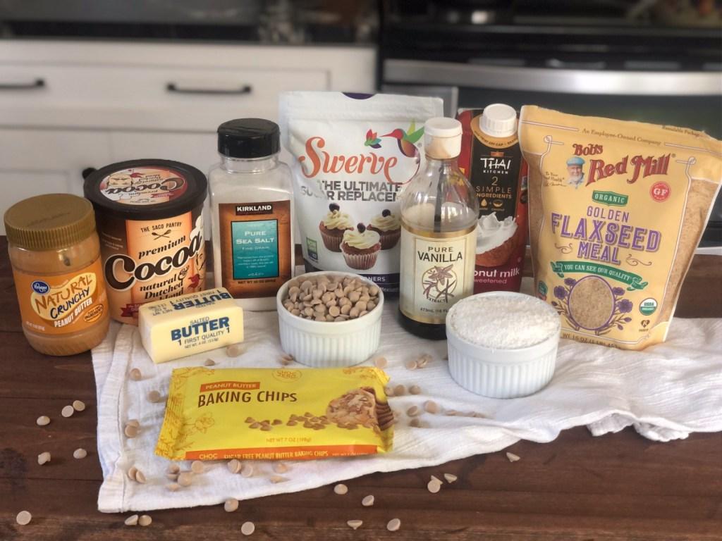 no-bake ingredients