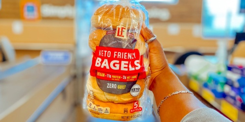 Have You Tried ALDI's Keto Bread and Bagels Yet?!