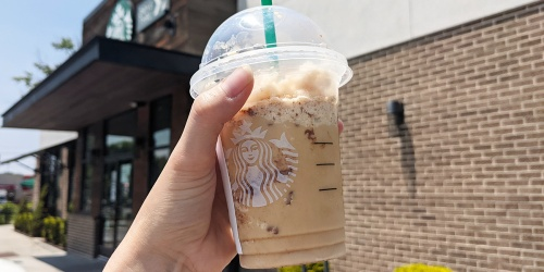 Here's How to Order a Keto Starbucks Cinnamon Dolce Frappuccino!