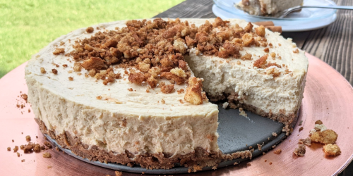 Your New Favorite Keto Cheesecake Recipe is Here… & It Has Churros In It!