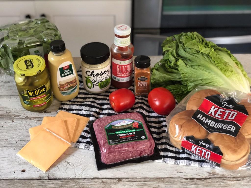 shake shack burger recipe ingredients