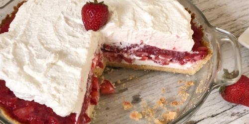 Make This Keto Strawberry Pie While Fresh Berries are Still in Season