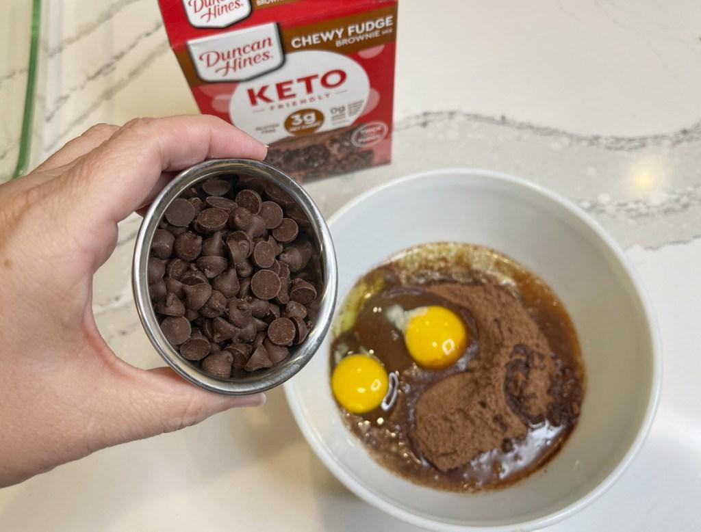 keto brownie mix ingredients