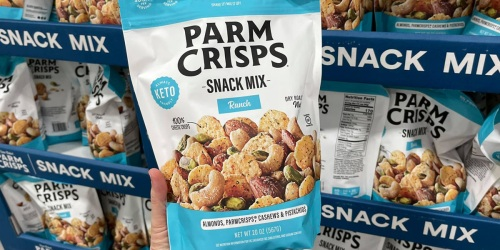 Best Costco Keto Deals This Month | Starbucks Coffee, Parm Crisps Snack Mix, & More!