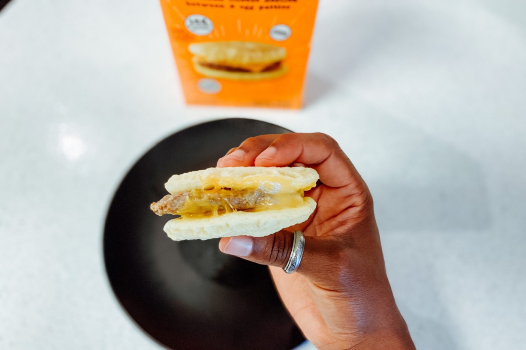 trader joe's eggwich