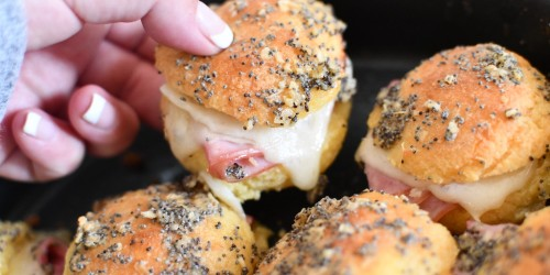 Best Keto Ham and Cheese Sliders – Easy Party Appetizer!