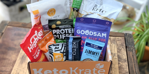 *HOT* FREE Bonus Keto Krate Box AND $10 Off (Best Offer EVER!)